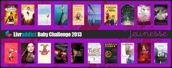 baby challenge jeunesse 2013